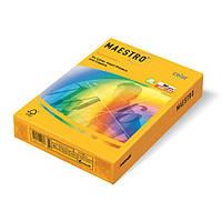 Цветная бумага А4 80 г/м2 Neoor оранжевый неон