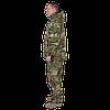 Камуфляжный костюм – Атакс зеленый (удлиненный), фото 4