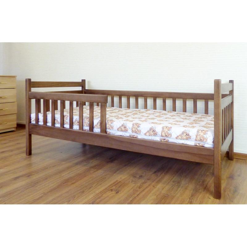 Ліжко дитяче з натурального дерева Буратіно Дрімка