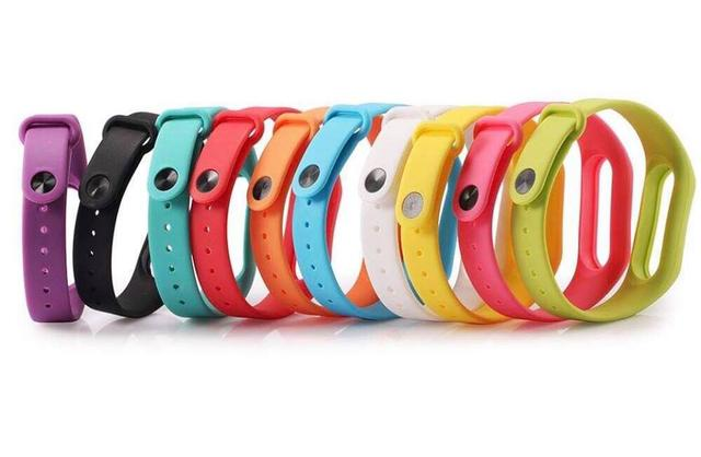 Ремешок на фитнес браслет Xiaomi Mi band 2