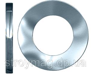 Шайба плоска, код: 7О, ГОСТ 11371-78, розмір 5, упаковка.
