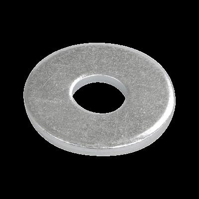 Шайба плоска, DIN 9021, код: 7N, М 5x15, упаковка.