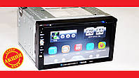 "Автомагнитола 2din Pioneer 6910 GPS 7"" экран GPS DVD TV , фото 1"