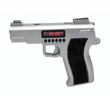 Радио-пистолет с USB