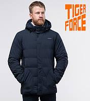 Tiger Force 70292   Зимняя теплая куртка синяя