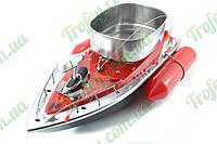 Радиоуправляемый кораблик для завоза прикормки