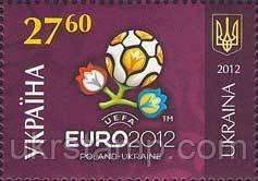 Чемпионат Европы по футболу, Украина/Польша'12, Логотип