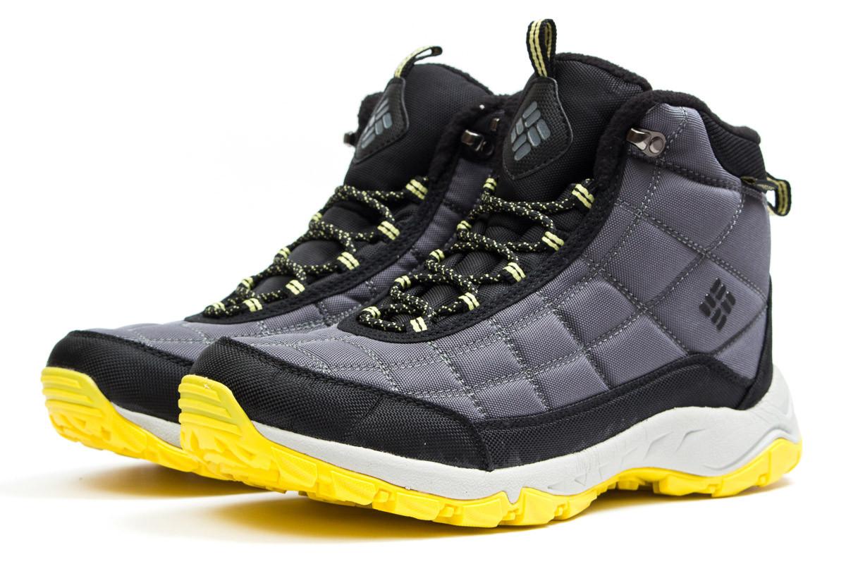 ... Зимние ботинки на меху Columbia Omni-Grip 9817bec2d3286
