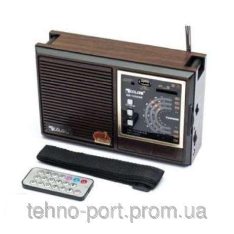 Радиоприемник RX-133 с пультом