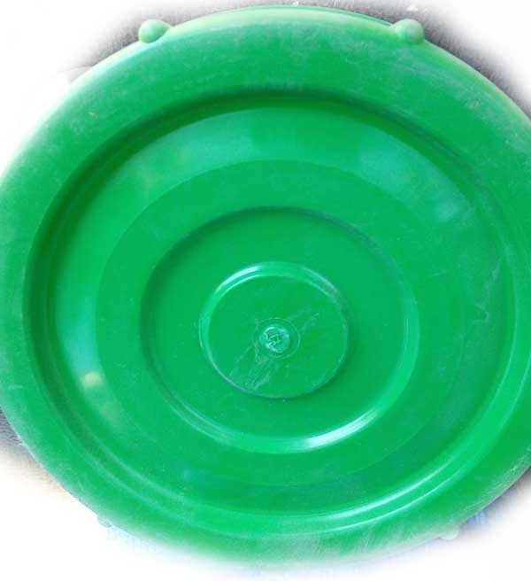 Крышка для бочки 20л (диаметр 160мм) Лемира