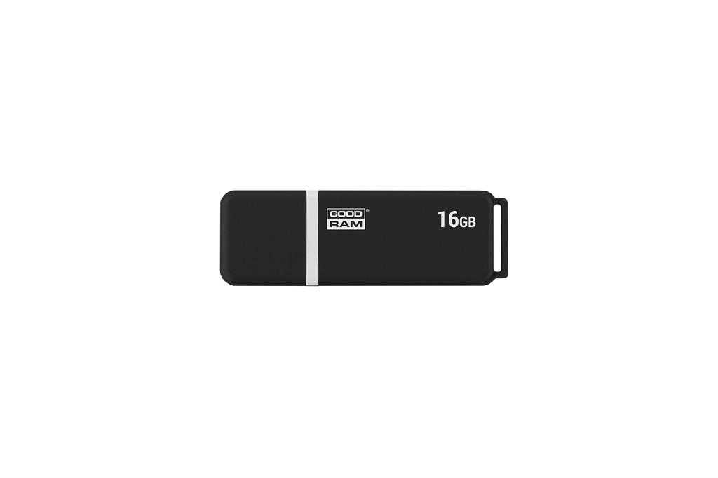 Флеш-накопитель USB 16GB GOODRAM UMO2 Graphite (UMO2-0160E0R11)