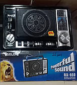 Радиоприёмник с USB GOLON RX-950