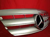 Решетка радиатора тюнинг Mercedes W221