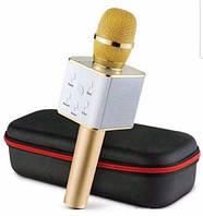 Беспроводной караоке микрофон Q7, фото 1