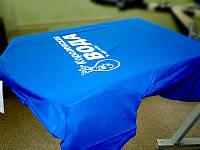 Нанесение логотипа на одежду