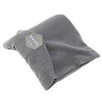 Подушка для путешествий SUNROZ Travel Pillow Серый (SUN2290)