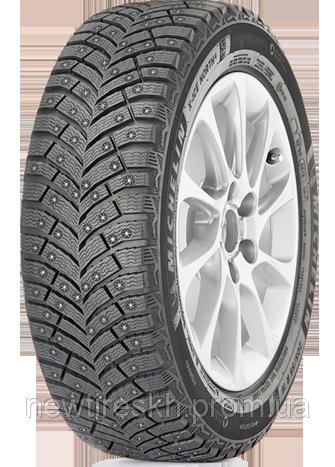 Michelin X-ICE North 4 225/55 R16 99T XL (шип)