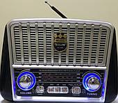 Ретро радиоприёмник RX-455S USB/аккумулятор
