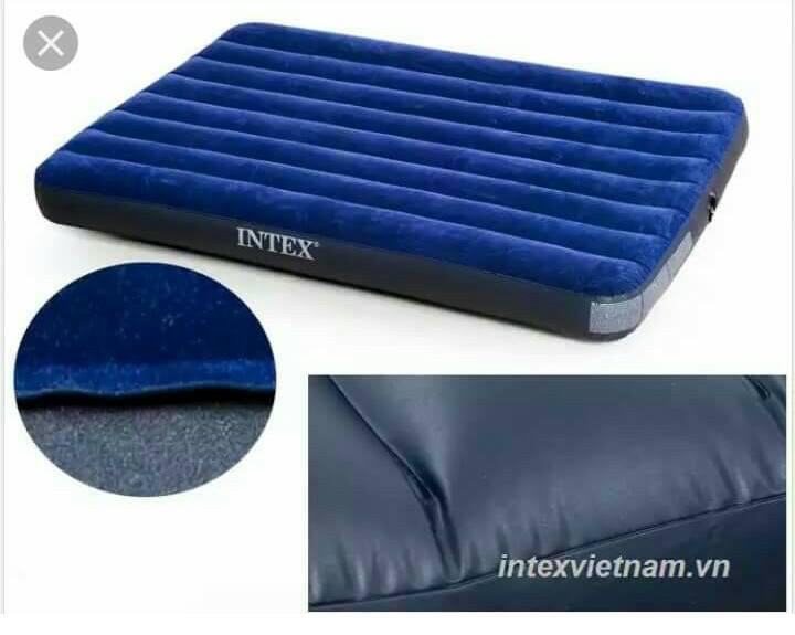 Надувной матрас INTEX 68758 (137 Х 191 СМ)