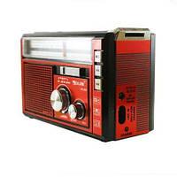 Радиоприемник с Led фонариком GOLON RX-382, радио со встроенным аккумулятором, фото 1