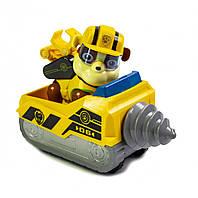 Интерактивная игрушка Щенячий патруль - Крепыш, фото 1