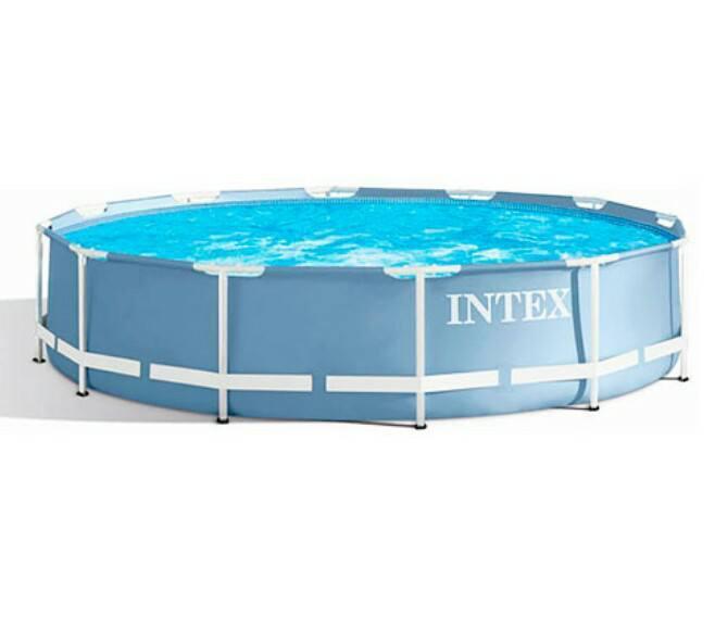 Бассейн каркасный Intex (366х76 см) 28710