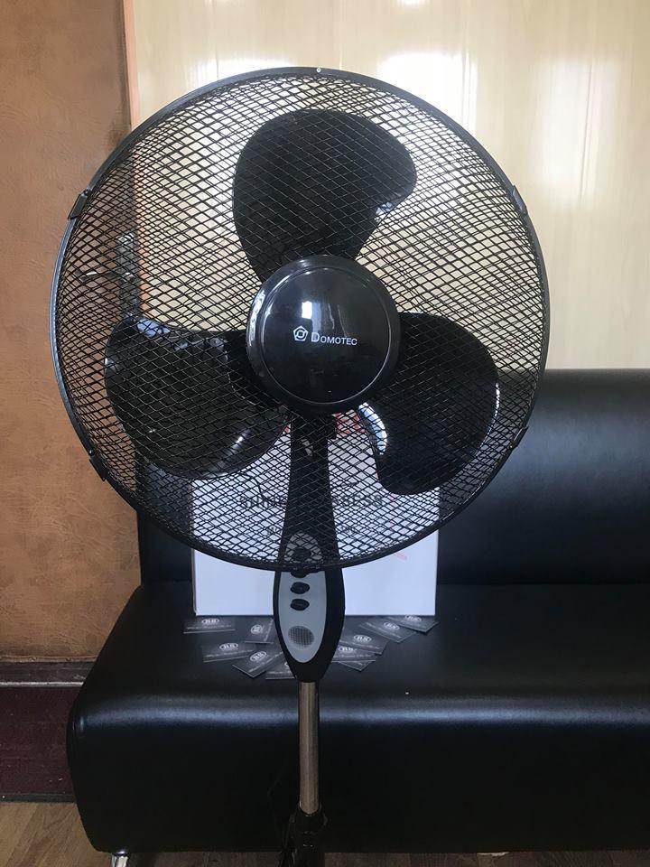 Вентилятор напольный Domotec MA-190