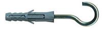 Дюбель с C-крючком, код: NTHS, 14x100, упаковка.