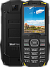 "Blackview BV1000, IP68, 3000 mAh, защита от падений, 2 SIM, MP3-плеер, видео-плеер, Bluetooth, дисплей 2.4"""