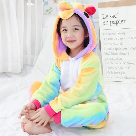 Детское Кигуруми Радужный Единорог 100 См — в Категории