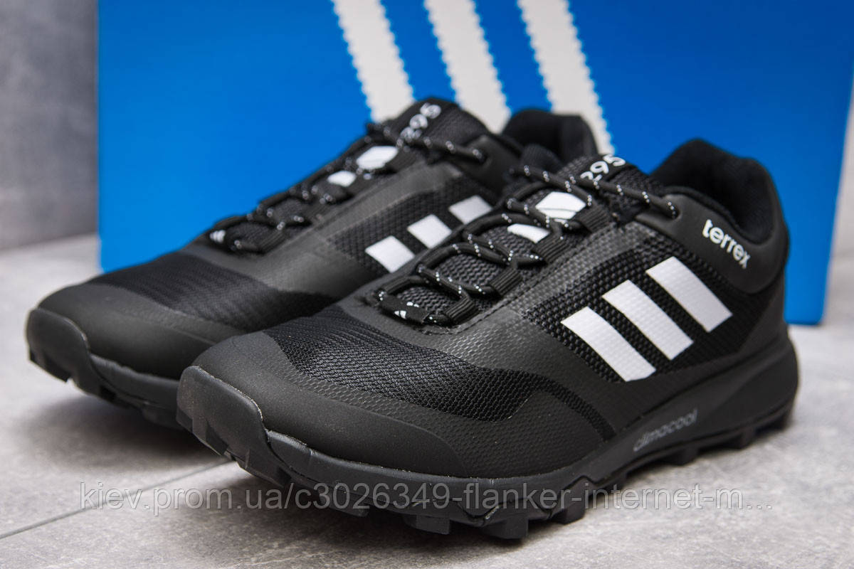 762459b563d2b7 Кроссовки мужские Adidas Climacool 295, черные (13891) размеры в наличии ▻  [ 41