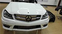 Обвес на Mercedes C-class W204 AMG
