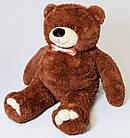 Плюшевый мишка Mister Medved Бурый 130 см (Мягкая плюшевая игрушка), фото 3