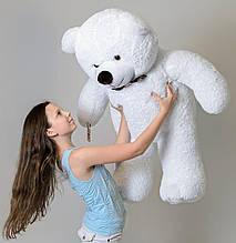 Плюшевый мишка Mister Medved Белый 130 см (Мягкая плюшевая игрушка)