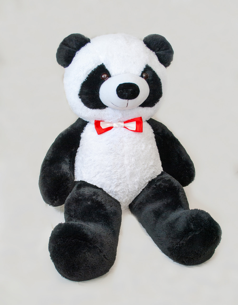 Плюшевый мишка Mister Medved Панда 135 см (Мягкая плюшевая игрушка)