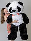 Плюшевый мишка Mister Medved Панда 165 см (Мягкая плюшевая игрушка), фото 2
