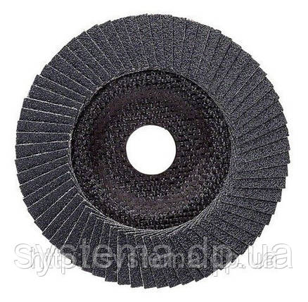 Лепестковый шлифовальный круг BOSCH Expetr for Мetal, угловое исполнение125х22.23, P40, фото 2