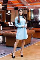 Платье / люрекс на креп - дайвинге / Украина 10-1305, фото 1