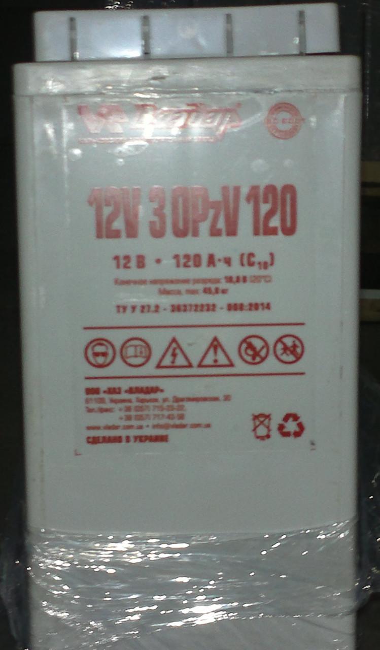 Владар OPzV Blocks 12/3 OPzV 120