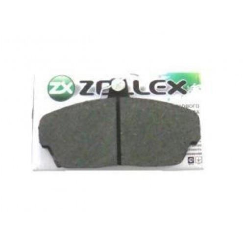 Колодки передні (ГАЗЕЛЬ, 3110) ZOLLEX Z3110F