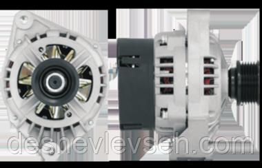 Генератор ВАЗ-2110-12 інжектор 135А (ELD-A-2110-135A), 2110-3701010 (Болгарія Eldix)