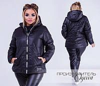 Куртка женская с капюшоном  2958
