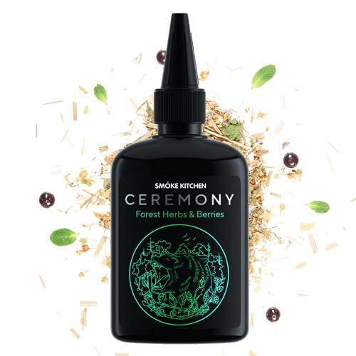 Жидкость для электронных сигарет CEREMONY - FOREST HERBS & BERRIES 100ml [3mg] (Original)