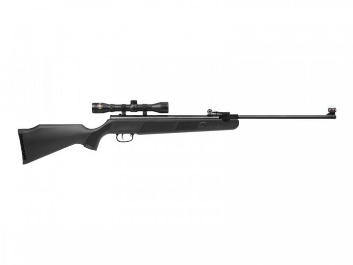Пневматическая винтовка Beeman Wolverine Gas Ram ОП 4х32