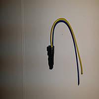 Фишка (разъем) проводки противотуманка Нексия / Nexia, №9