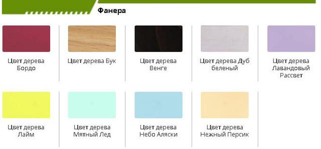 Стул Левис цвета фанеры
