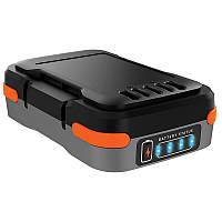 Аккумулятор BLACK+DECKER Li-Ion, 12 В/1.5 Ач, PC-USB / зарядное устройство (функция Power Bank) , шт