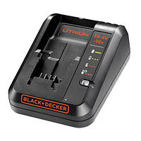 Зарядное устройство BLACK+DECKER, для аккумуляторных батарей Li-Ion 14,4/18,0 В, шт