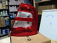 Ліхтар задній Skoda Fabia 6Y6945112B, фото 1