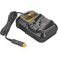 Зарядное устройство DeWALT, XR Li-lon 10,8 В-18,0 В, от прикуривателя, ток 2 А, 0,49 кг, шт